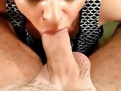 Hot POV Blow job