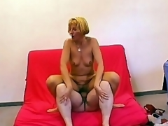 We named her Candy Apples because of her massive yummy tits and this sexy older here can't live without to suck black balls. She can't live without to play with a man's sac previous to this babe starts gobbling up his massive hard shlong and then lastly getting her sexy granny pussy fucked hard.